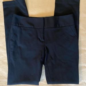 Vince Camuto Size 2 Black Trousers